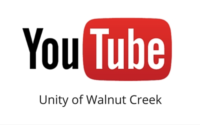 Unity of Walnut Creek YouTube Channel